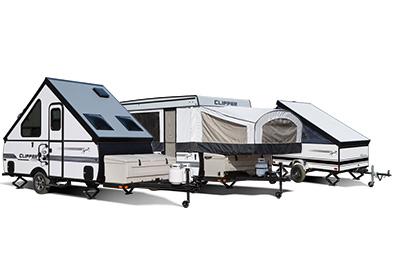 Coachmen Tent Trailers