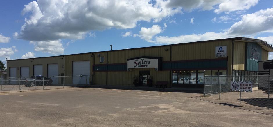 RV Dealers Saskatchewan