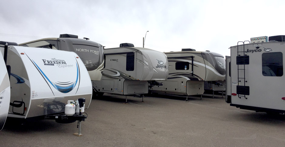 Used Campers for sale in Saskatchewan