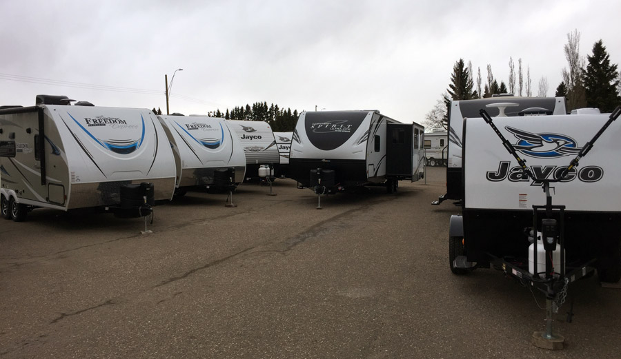 Travel Trailers Edmonton