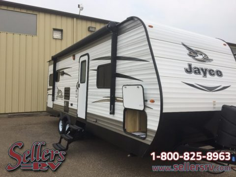 2017 Jayco Jay Flight 245 RLS SLX
