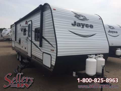 2017 Jayco Jay Flight 284 BHS SLX