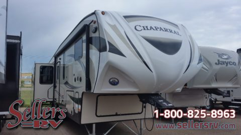 2017 Coachmen Chaparral 360 IBL Chaparral