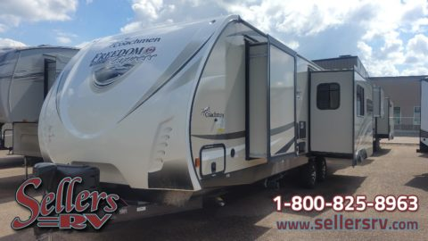 2017 Coachmen Freedom Express 322 RLDS