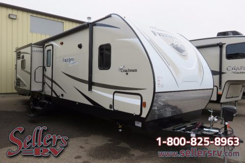 2017 Coachmen Freedom Express 320 BHDS