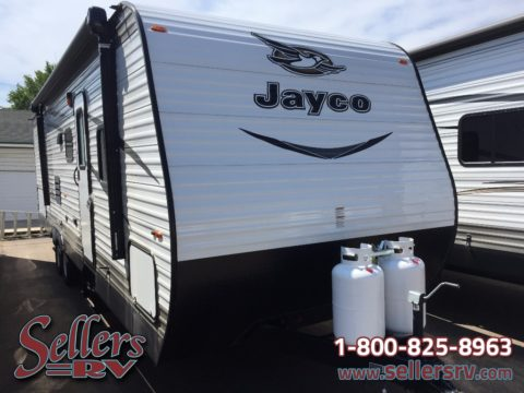 2017 Jayco Jay Flight 284 BHS