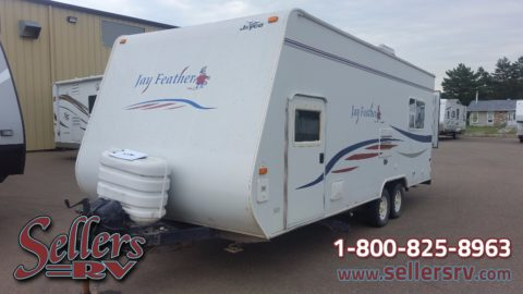2007 Jayco Jay Feather 213 EXP