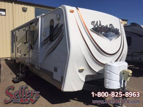 2010 OUTDOORS RV WindRiver 280 FKS
