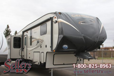2015 Coachmen Chaparral 360 IBL
