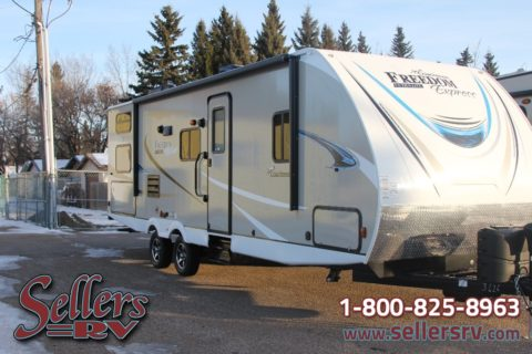 2018 Coachmen Freedom Express 275 BHS
