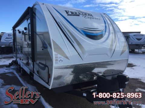 2018 Coachmen Freedom Express 287 BHDS