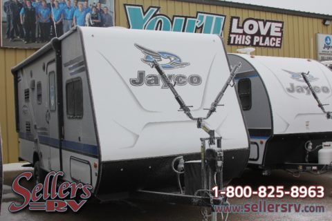 2018 Jayco Jay Feather 19 BH