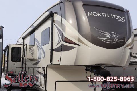 2018 Jayco North Point 377 RLBH