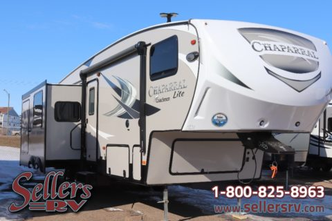 2018 Coachmen Chaparral 285 RLS