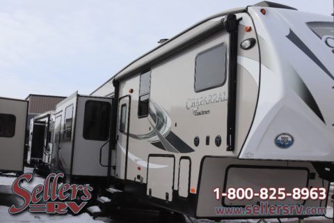 2018 Coachmen Chaparral 373 MBRB