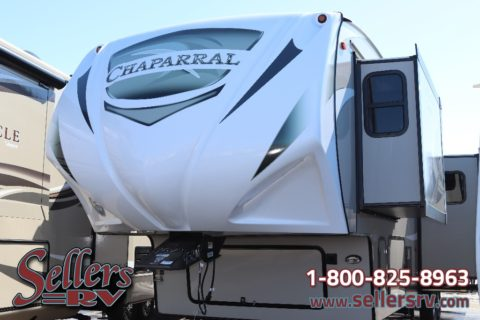 2019 Coachmen Chaparral 392 MBL