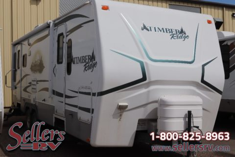 2010 OUTDOORS RV Timber Ridge 260 RLS