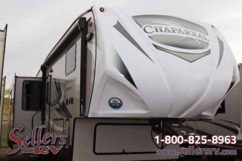 2019 Coachmen Chaparral 298 RLS