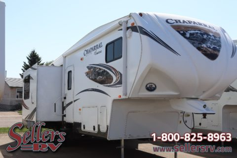 2013 Coachmen Chaparral 280 RLS