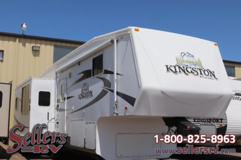 2008 CROSSROADS RV Kingston KF33SK
