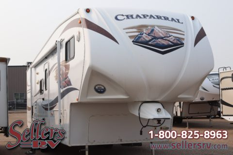 2012 Coachmen Chaparral 269 BHS