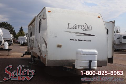 2009 Keystone Laredo 296 RE