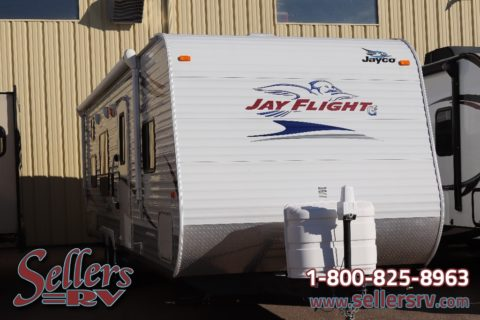 2011 Jayco Jay Flight G2 29 BHS