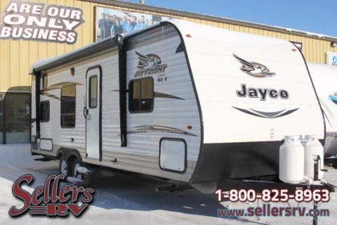 2018 Jayco Jay Flight 264 BHW