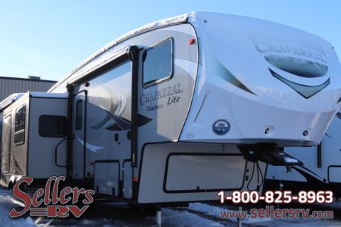 2019 Coachmen Chaparral 285 RLS