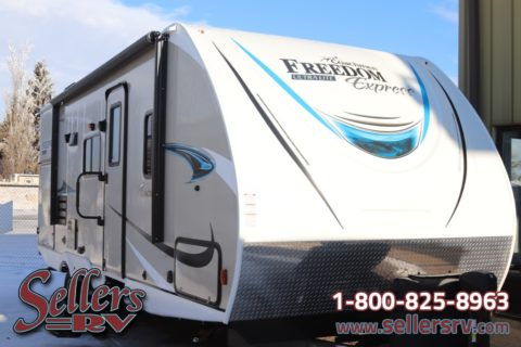 2019 Coachmen Freedom Express 231 RBDS