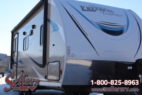 2019 Coachmen Freedom Express 204 RD