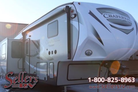2019 Coachmen Chaparral 336 TSIK