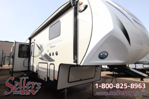 2019 Coachmen Chaparral 336 TSIK | RV Dealers Saskatchewan