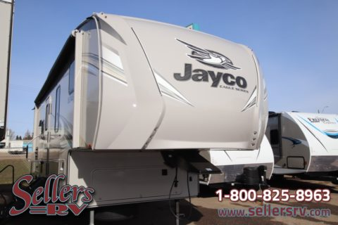 2019 Jayco Eagle HT 25.5 REOK | RV Dealers Saskatchewan