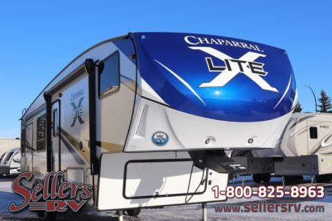 2019 Coachmen Chaparral 285 X Lite