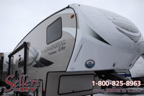2019 Coachmen Chaparral 25 MKS