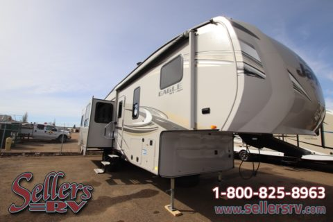 2019 Jayco Eagle HT 30.5 CKTS | RV Dealers Saskatchewan