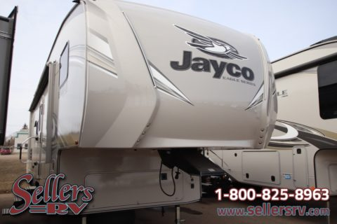 2019 Jayco Eagle HT 29.5 BHOK | RV Dealers Saskatchewan