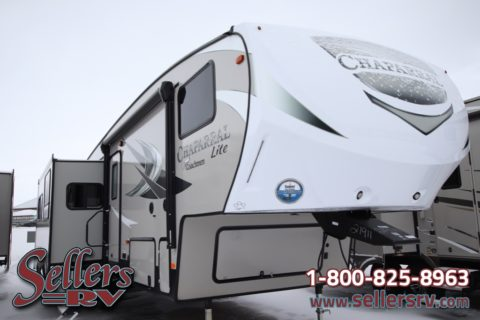 2019 Coachmen Chaparral 30 RLS