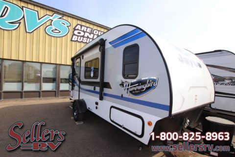 2019 Jayco Humming Bird 17 RB | RV Dealers Saskatchewan