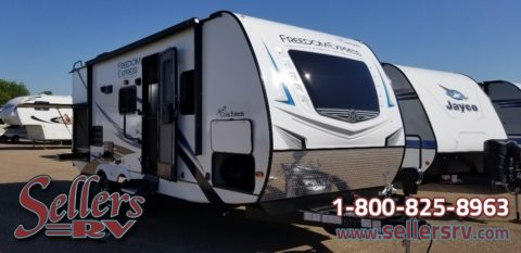 2020 Coachmen Freedom Express 231 RBDS | RV Dealers Saskatchewan