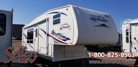 2007 Jayco Jay Flight 27.5 RKS | RV Dealers Saskatchewan