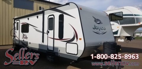 2015 Jayco Jay Flight 26 RKS | RV Dealers Saskatchewan