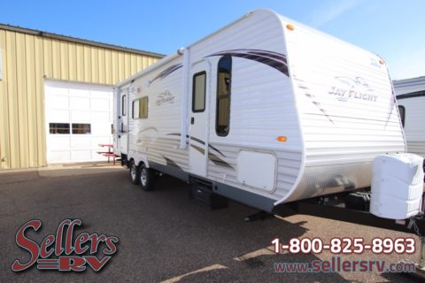 2013 Jayco Jay Flight 25 RKS | RV Dealers Saskatchewan
