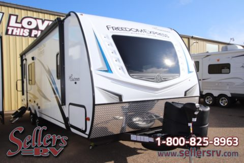 2020 Coachmen Freedom Express 246 RKS | RV Dealers Saskatchewan