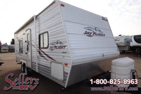 2008 Jayco Jay Flight 22FB | RV Dealers Saskatchewan
