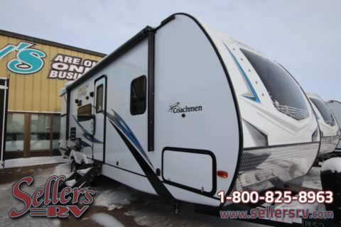 2020 Coachmen Freedom Express 248 RBS | RV Dealers Saskatchewan