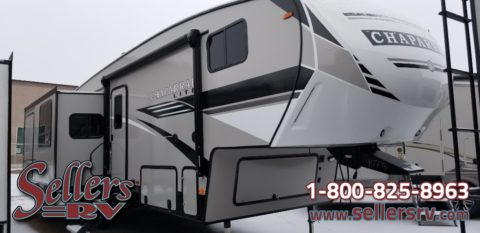 2020 Coachmen Chaparral 284 RLS LITE | RV Dealers Saskatchewan