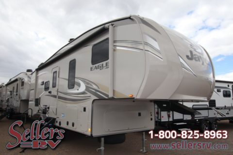 2020 Jayco Eagle HT 25.5 REOK | RV Dealers Saskatchewan