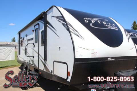 2020 Coachmen Northern Spirit  2145 RBX | RV Dealers Saskatchewan